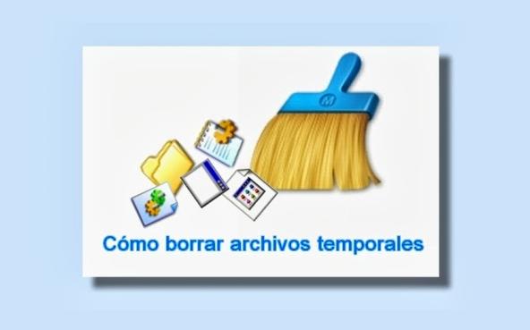 Cómo eliminar archivos temporales de tu computadora y tu teléfono