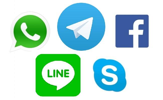 Top 5 de aplicaciones de Mensajería Instantánea