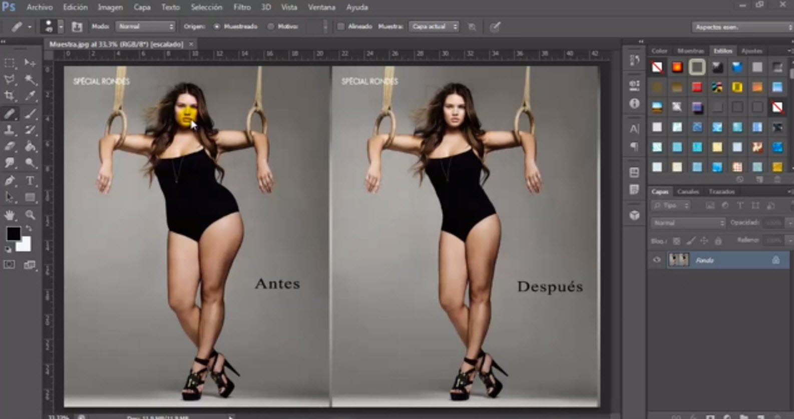 6 Tutoriales interesantes para Photoshop