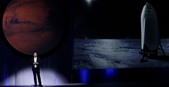 La colonización en Marte iniciará en menos de 10 años