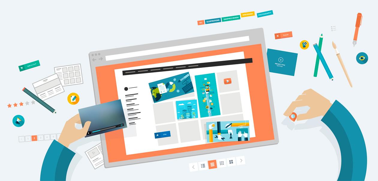 5 consejos para hacer tu página web más atractiva